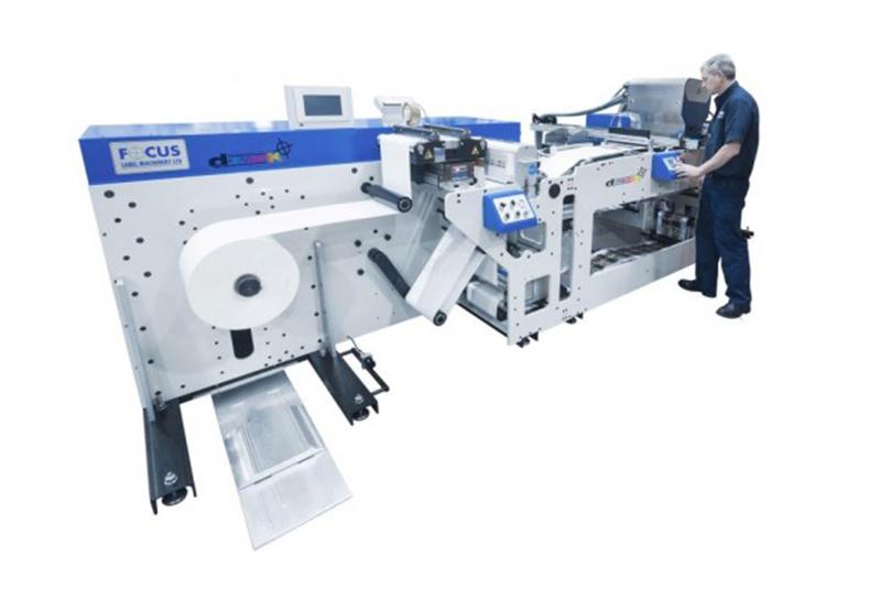 Digital dPack Machine