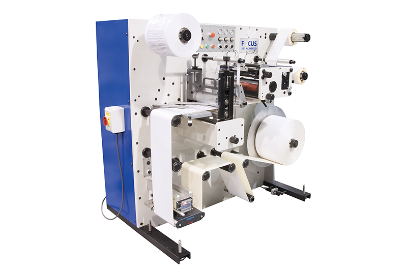 Inspection Rewind System Machine